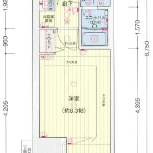プレサンス谷町九丁目駅前1号タイプ